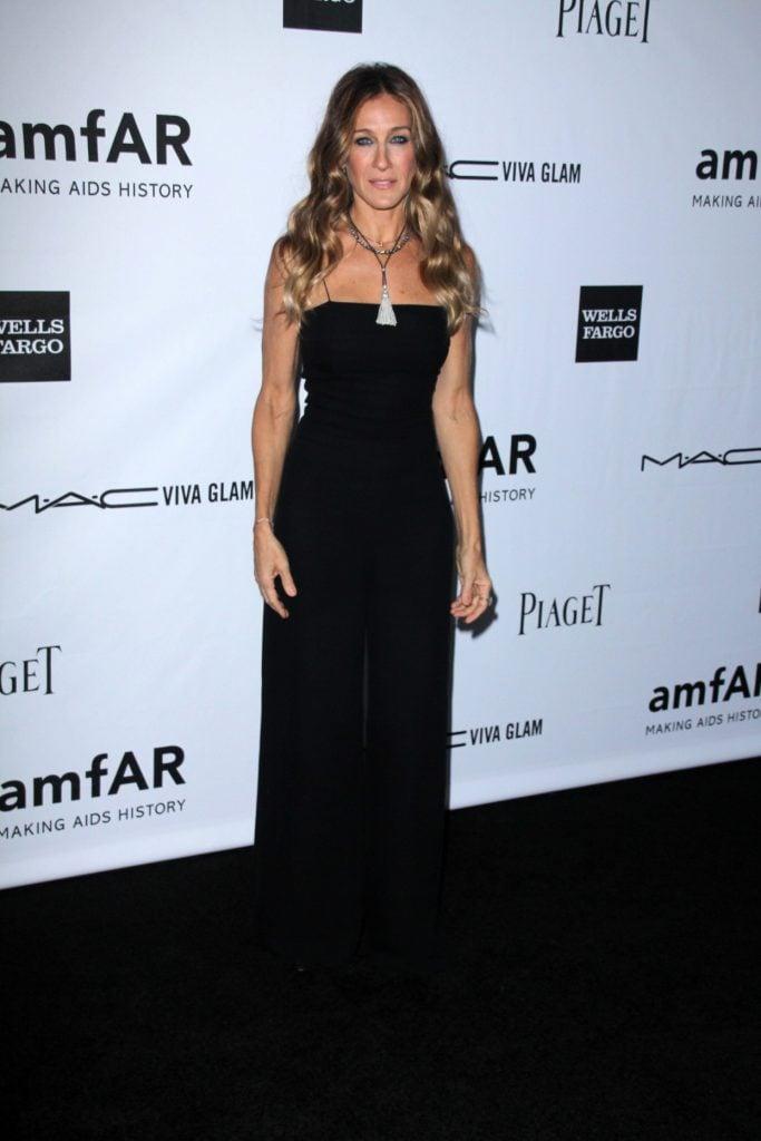 American actress Sarah Jessica Parker