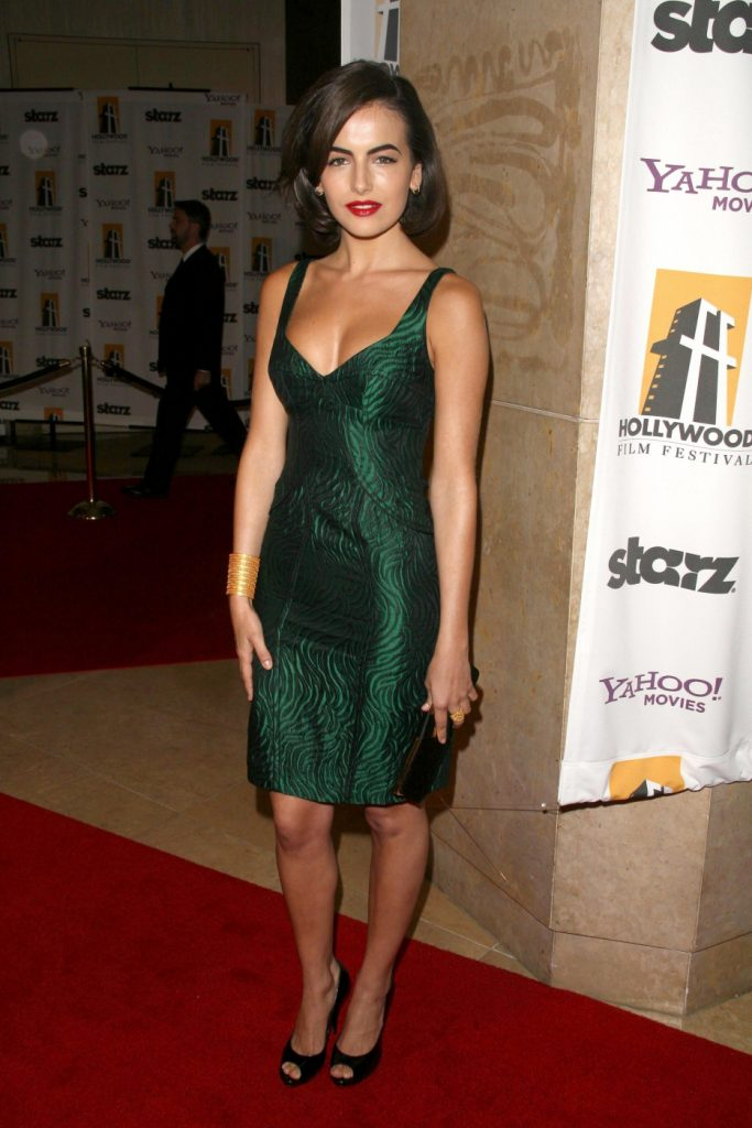 Camilla Belle at the Annual Hollywood Film Festival's Hollywood Awards