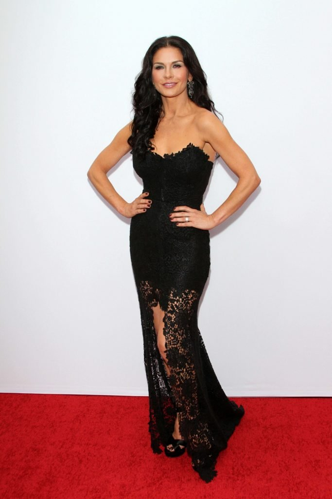 Catherine Zeta-Jones at the premiere of RED 2