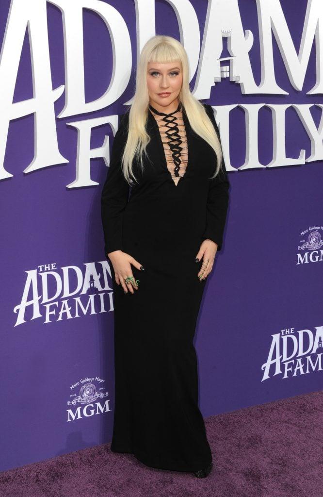 Christina María Aguilera