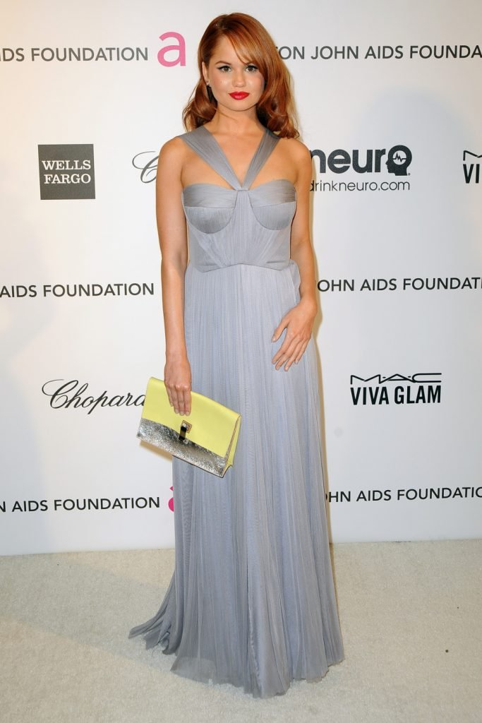 Debby Ryan at the Elton John Aids Foundation 21st Academy Awards Viewing Party