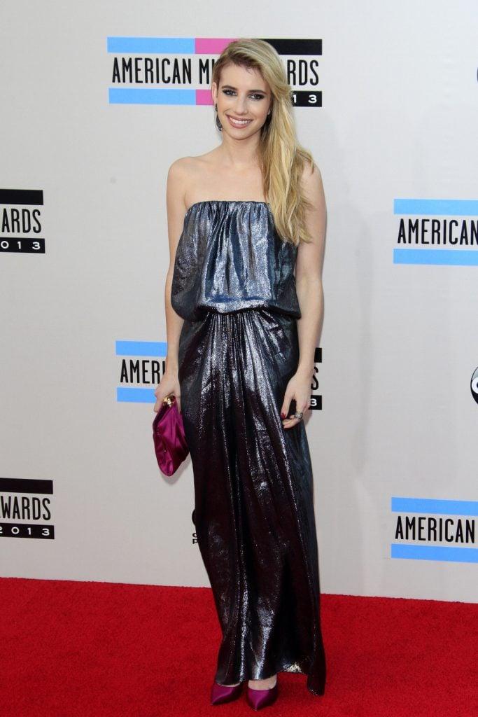 Emma Roberts at the American Music Awards