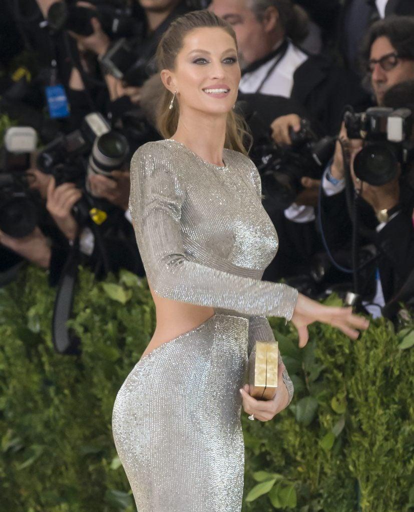 Brazilian model Gisele Bundchen