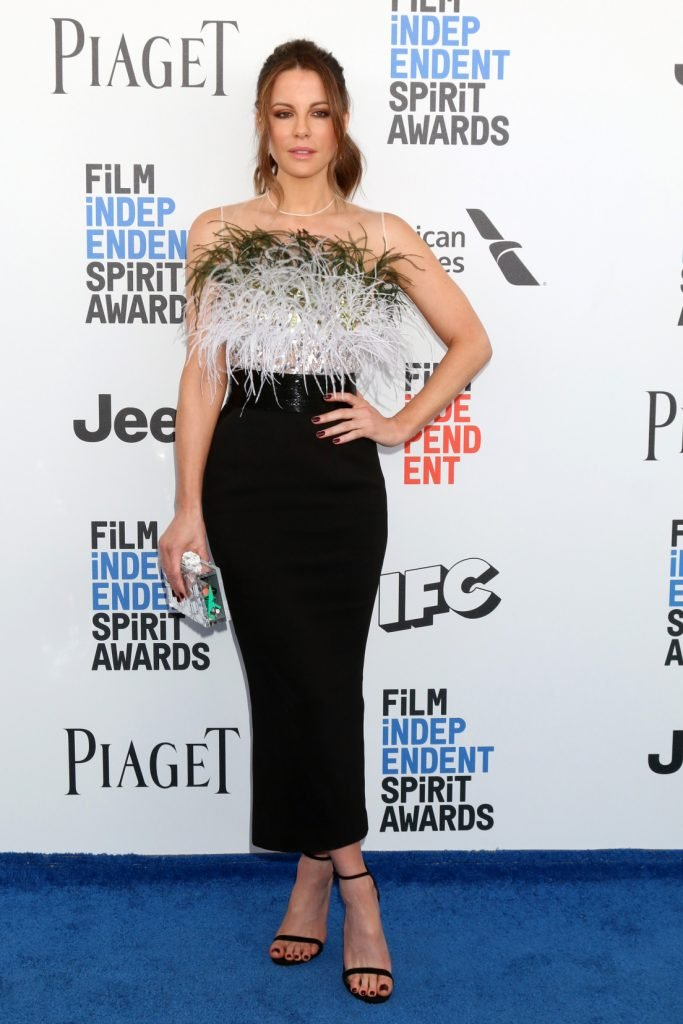 Kate Beckinsale at the Annual Film Independent Spirit Awards