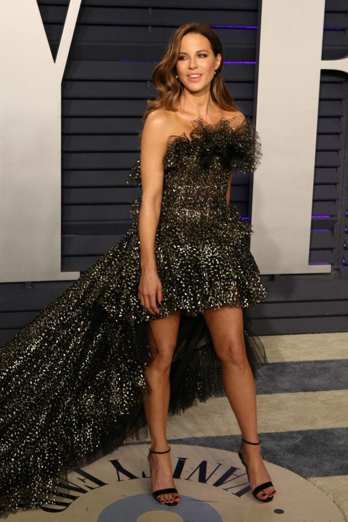 Kate Beckinsale at the Vanity Fair Oscar Party