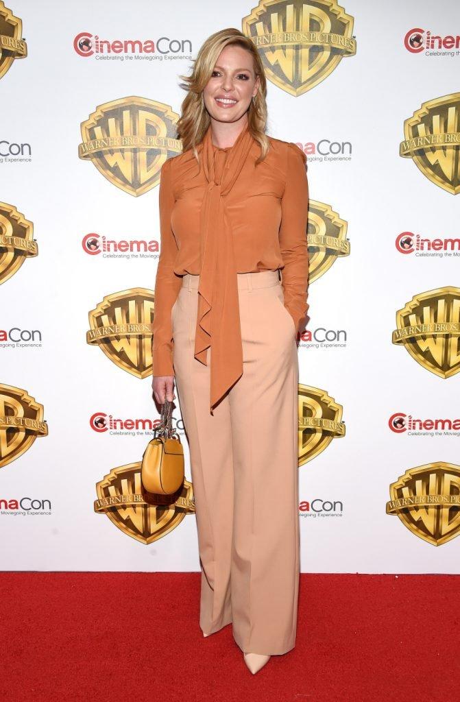 Katherine Heigl at the CinemaCon