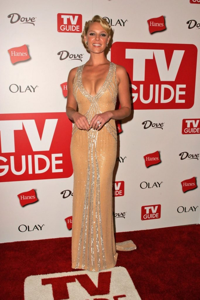 Katherine Heigl at the TV Guide Emmy After Party