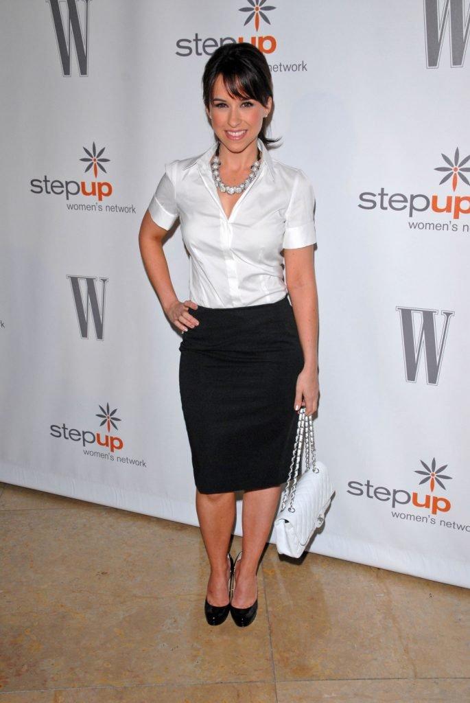 Lacey Chabert at the Step Up Annual Inspiration Awards