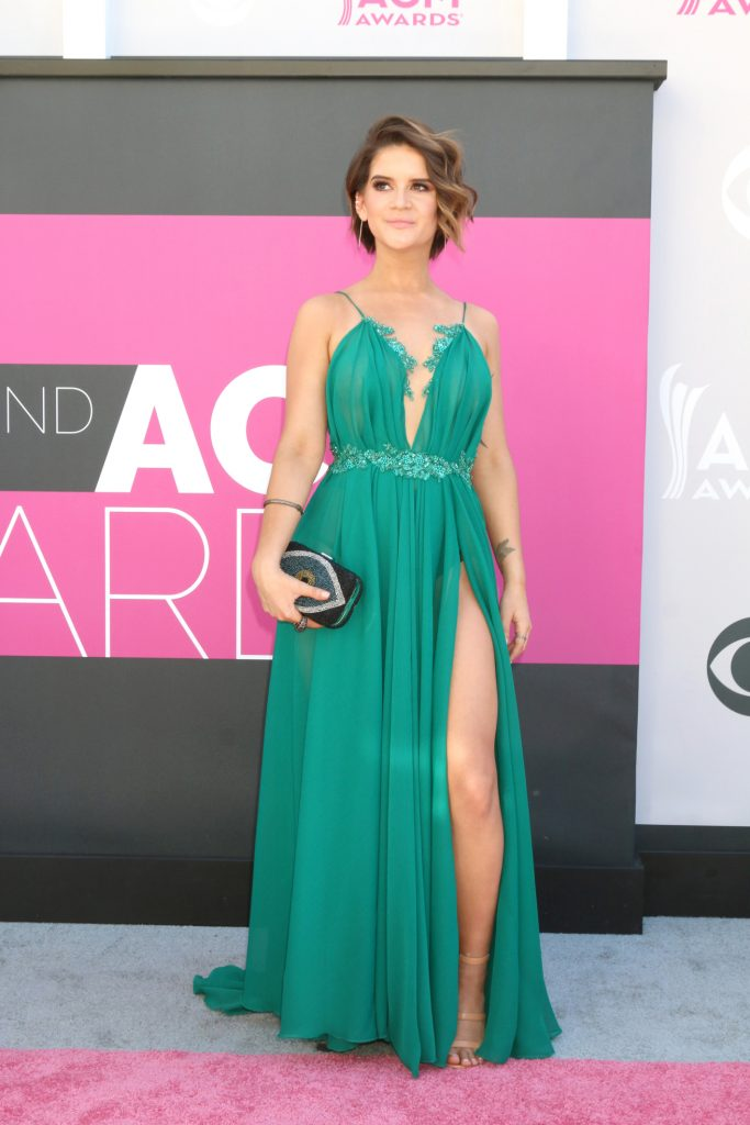Maren Morris at the Academy of Country Music Awards