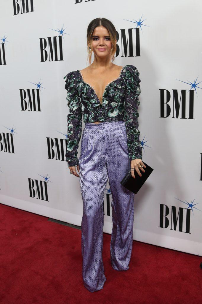Maren Morris at the BMI Country Awards