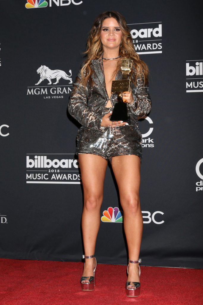 Maren Morris at the Billboard Music Award