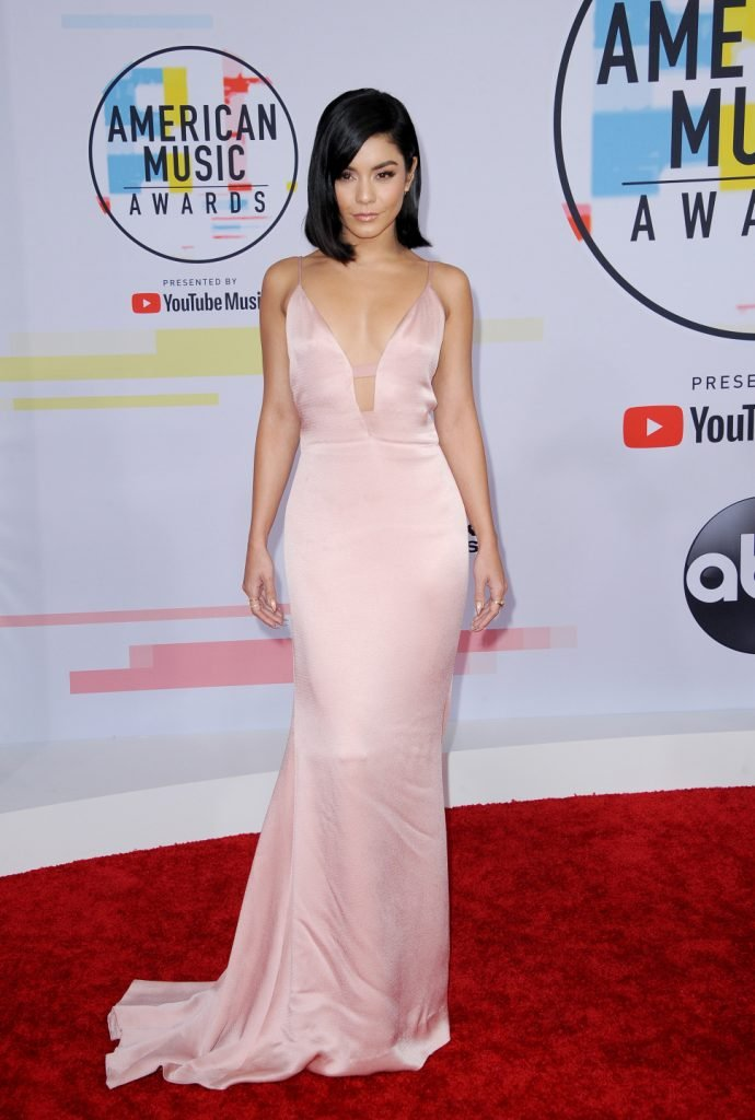 Vanessa Hudgens at the American Music Awards