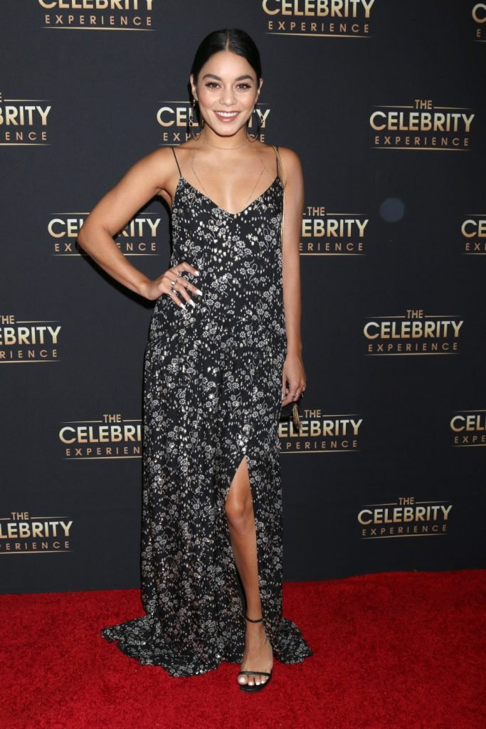 Vanessa Hudgens at the The Celebrity Experience
