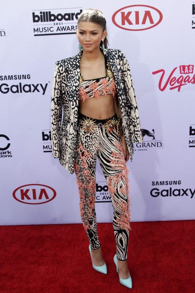 Zendaya Coleman at the Billboard Music Awards