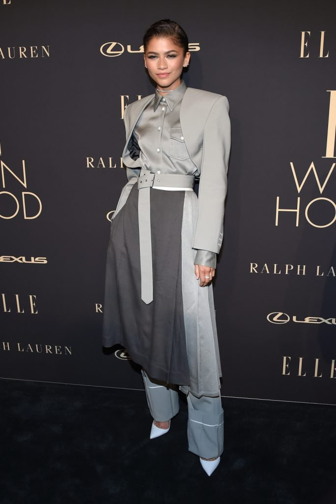 Zendaya Coleman at the ELLE Women in Hollywood