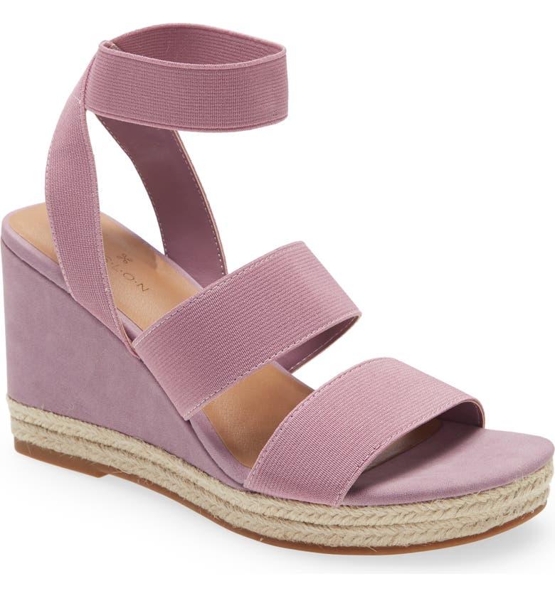light purple shoe for women