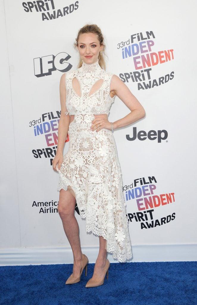 Amanda Michelle Seyfried