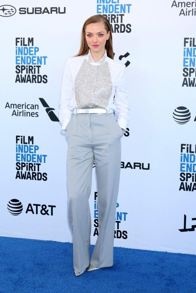 Amanda Seyfried at the Film Independent Spirit Awards