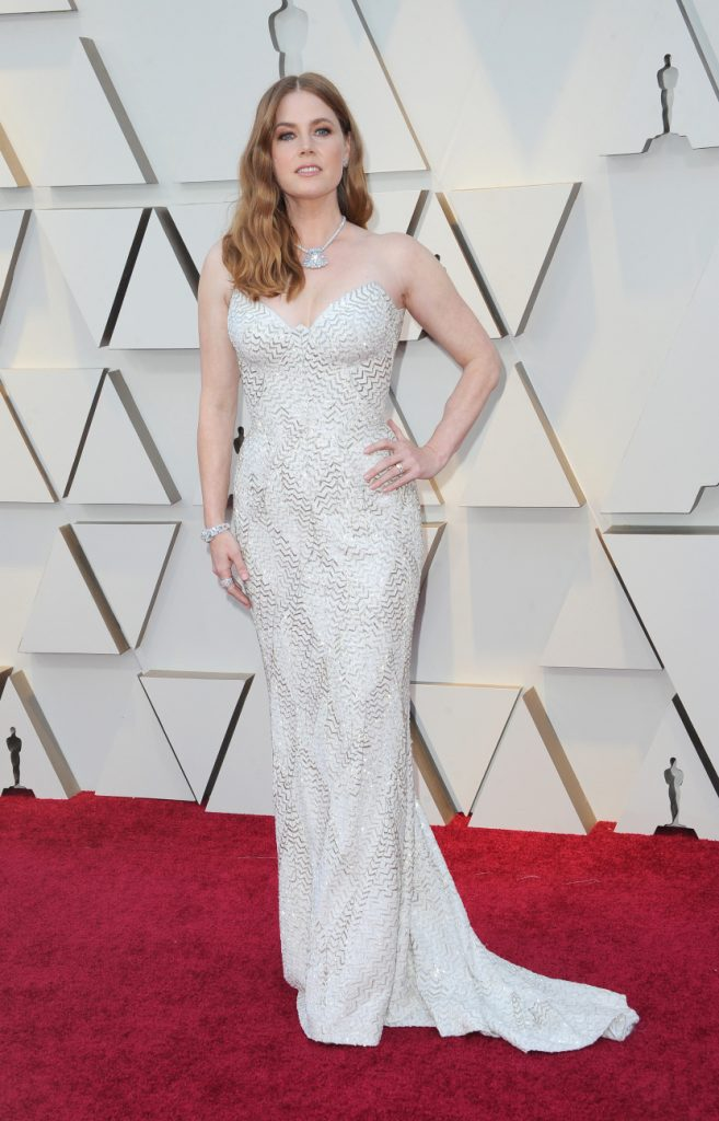 Amy Adams at the Annual Academy Awards