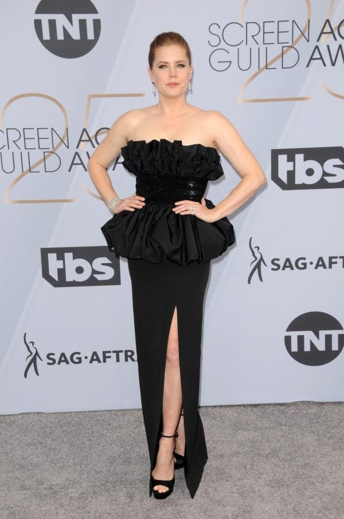 Amy Adams at the Screen Actors Guild Awards