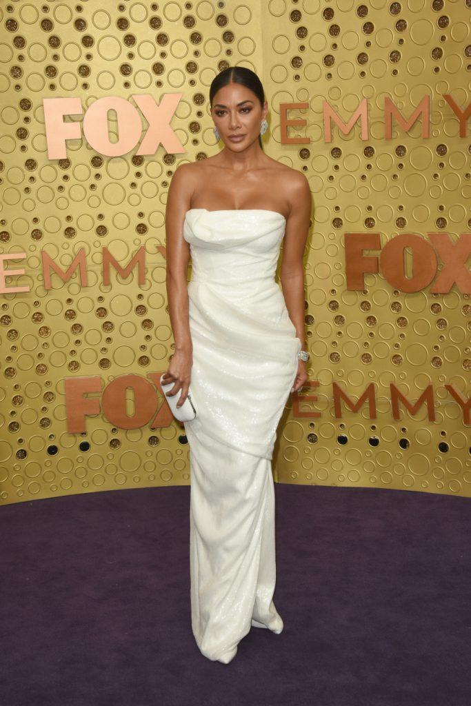 Nicole Scherzinger at the Primetime Emmy Awards