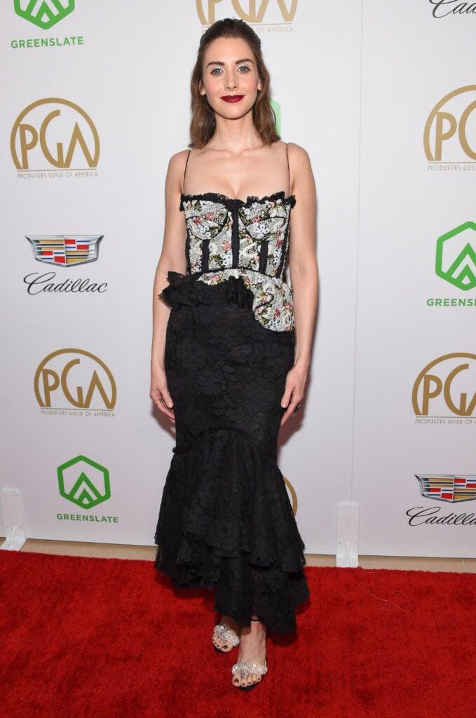 Actress-Alison Brie