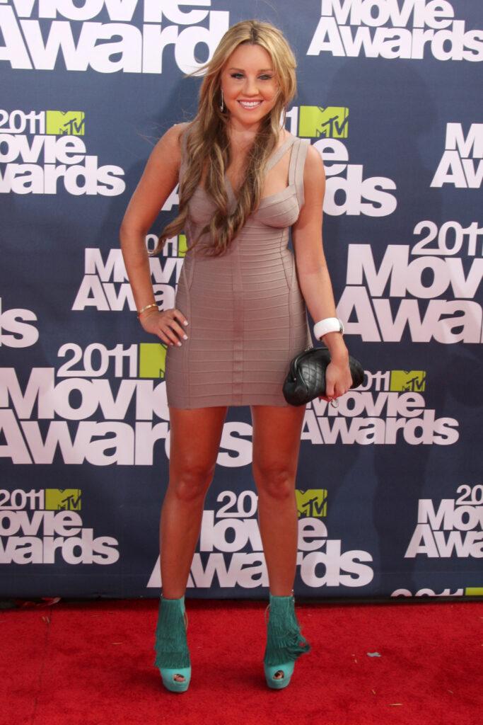 Actress-Amanda Bynes