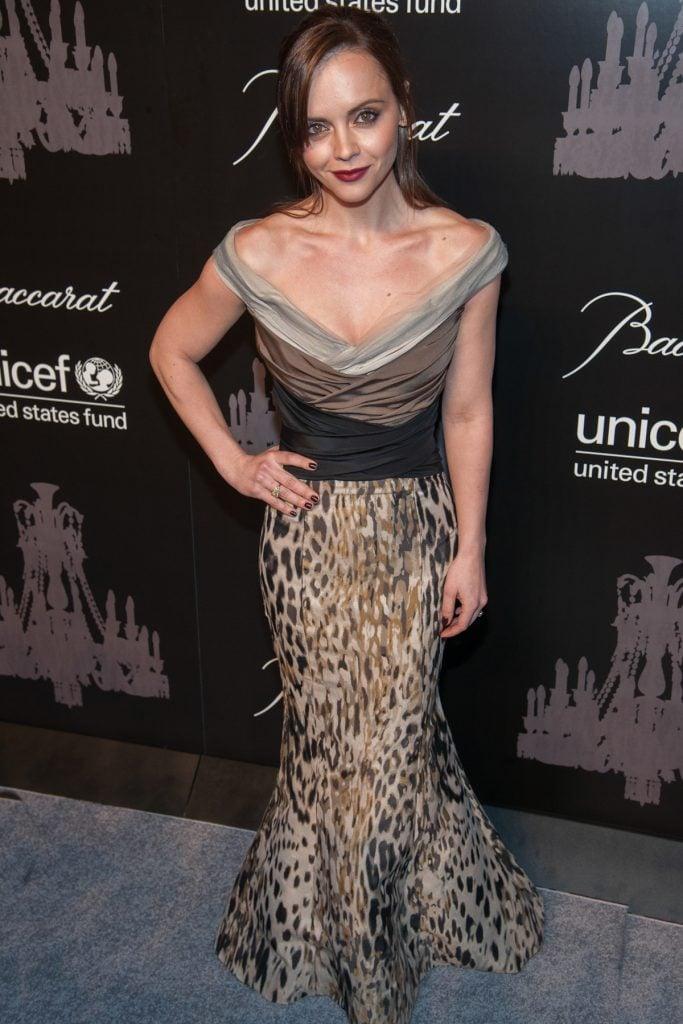 Actress-Christina Ricci