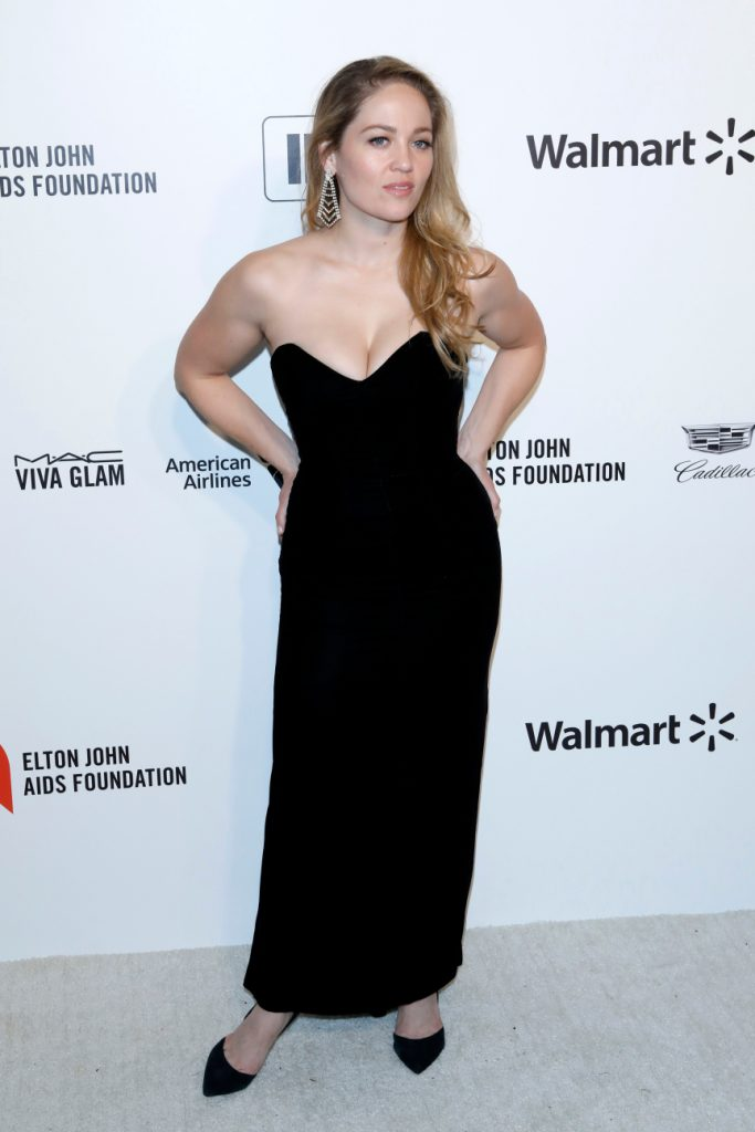 Actress Erika Christensen