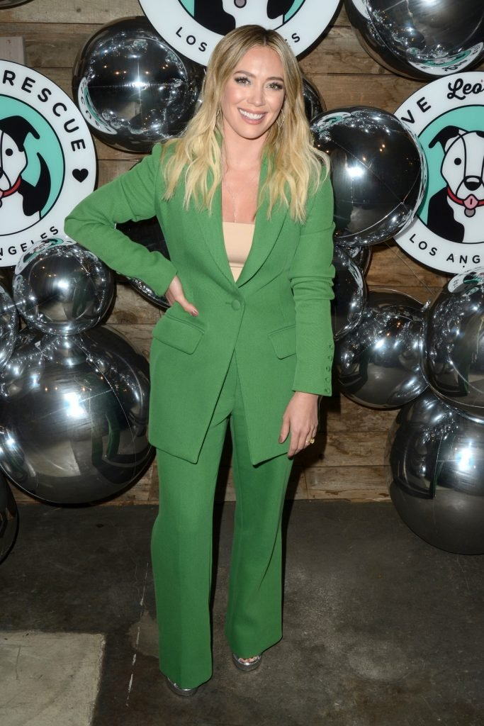 Actress-Hilary Duff
