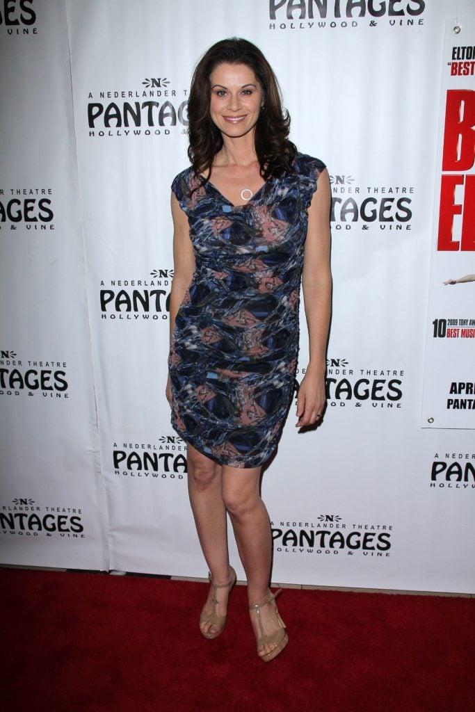 Actress-Jennifer Taylor