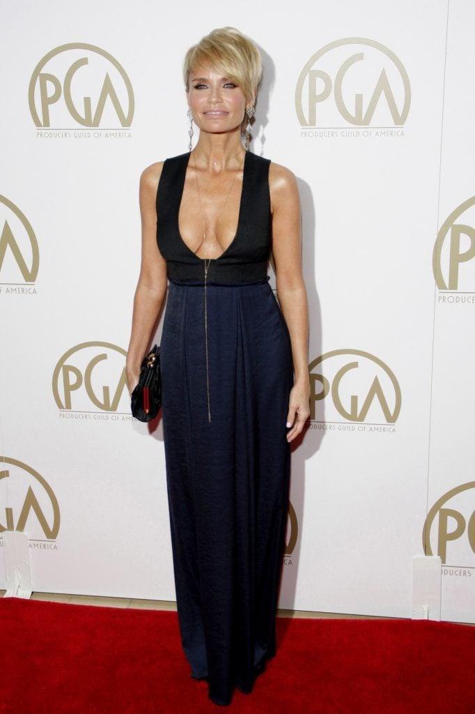 Actress Kristin Chenoweth
