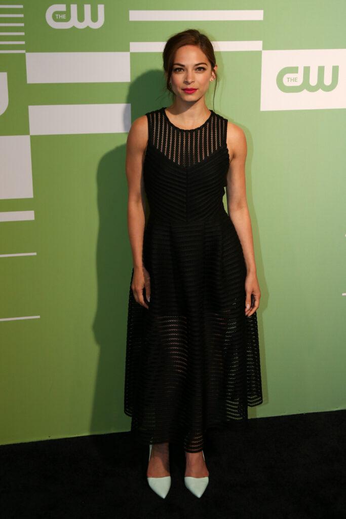 Actress-Kristin Kreuk