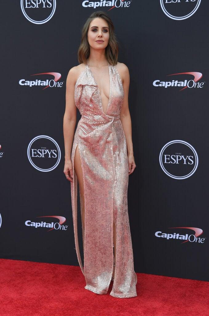 Alison Brie at ESPY Awards