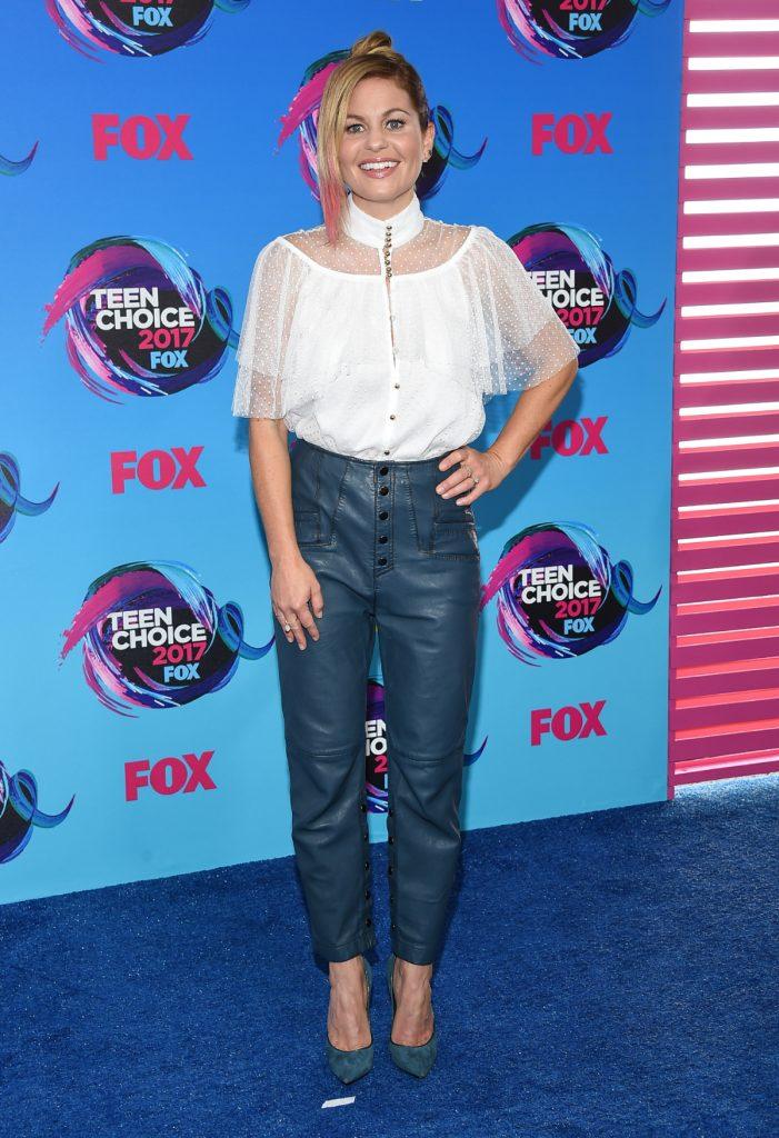Candace Cameron Bure at Teen Choice Awards