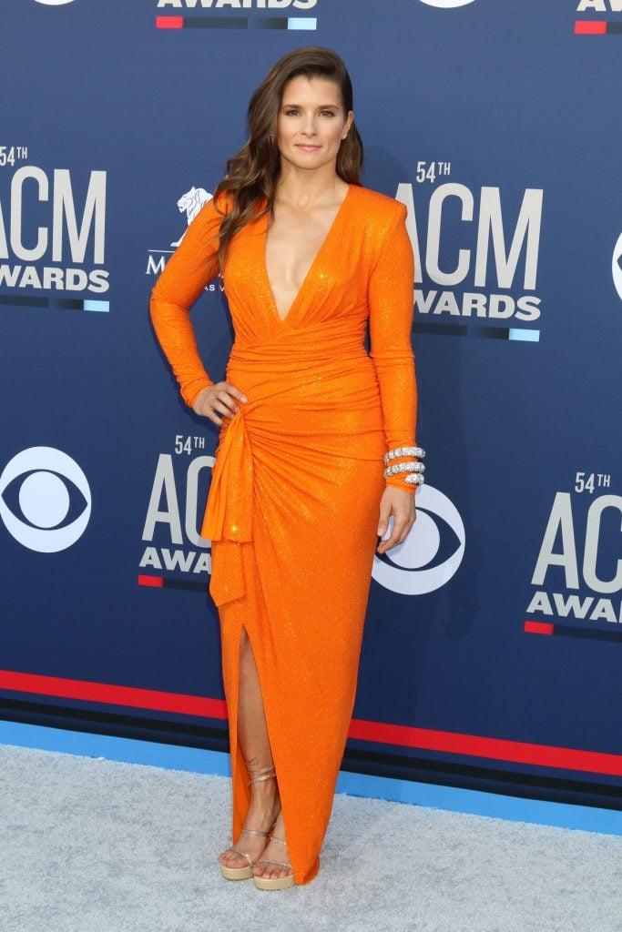 Danica Patrick at ACM Music Awards