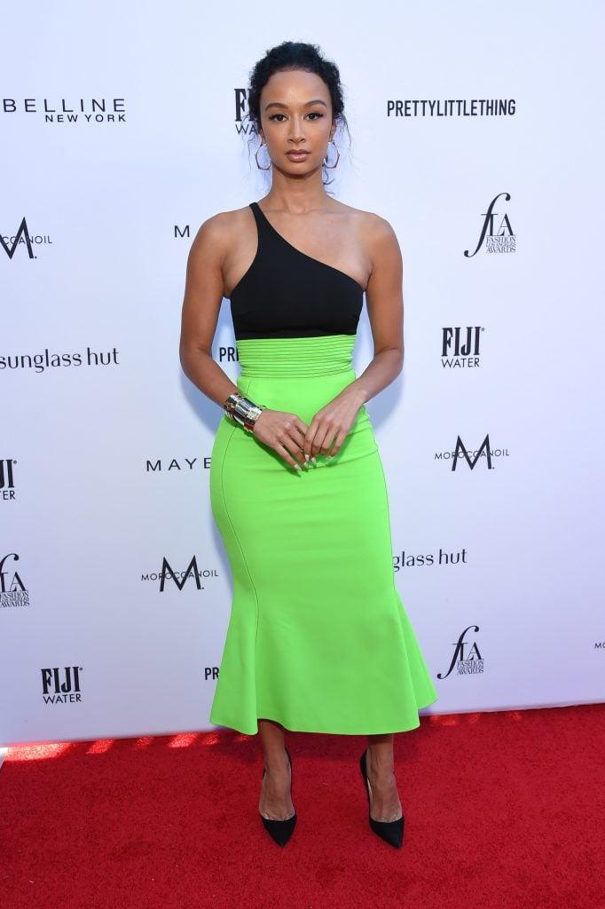Draya Michele at LA Awards