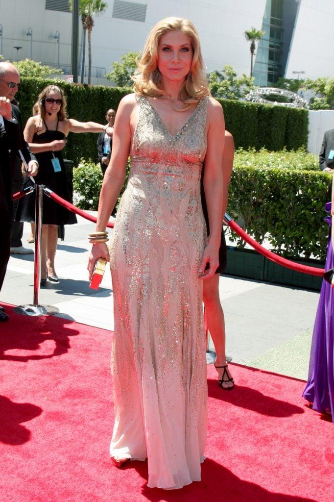 Elizabeth Mitchell at the Creative Primetime Emmy Awards
