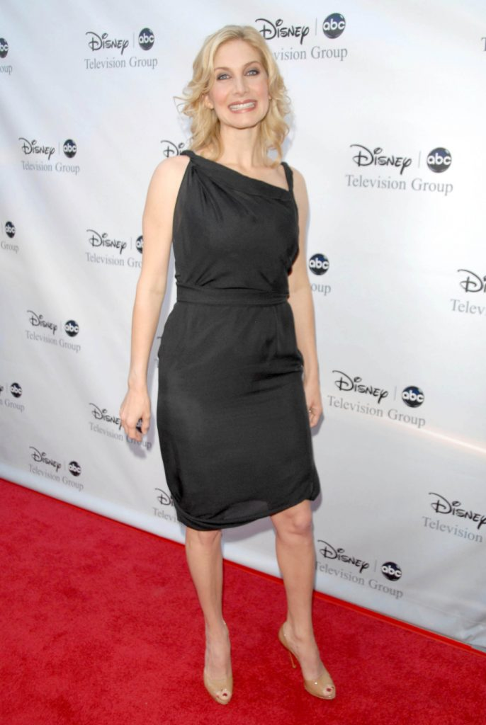 Elizabeth Mitchell at the Disney-ABC Television Group Summer Press Tour