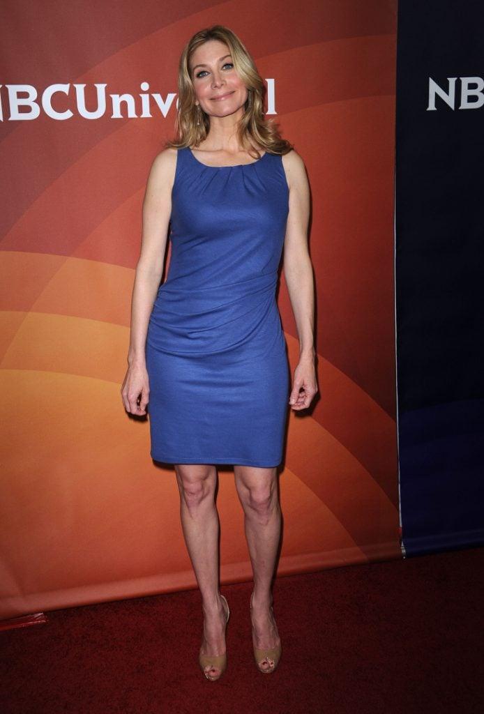 Elizabeth Mitchell at the NBC All Star Winter TCA