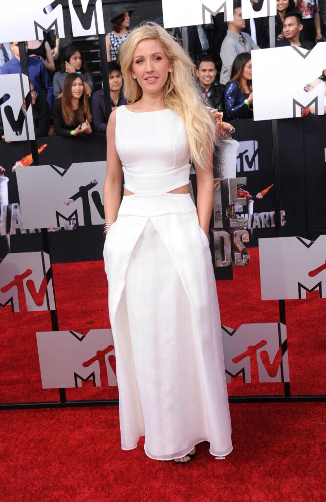Ellie Goulding at MTV Movie Awards