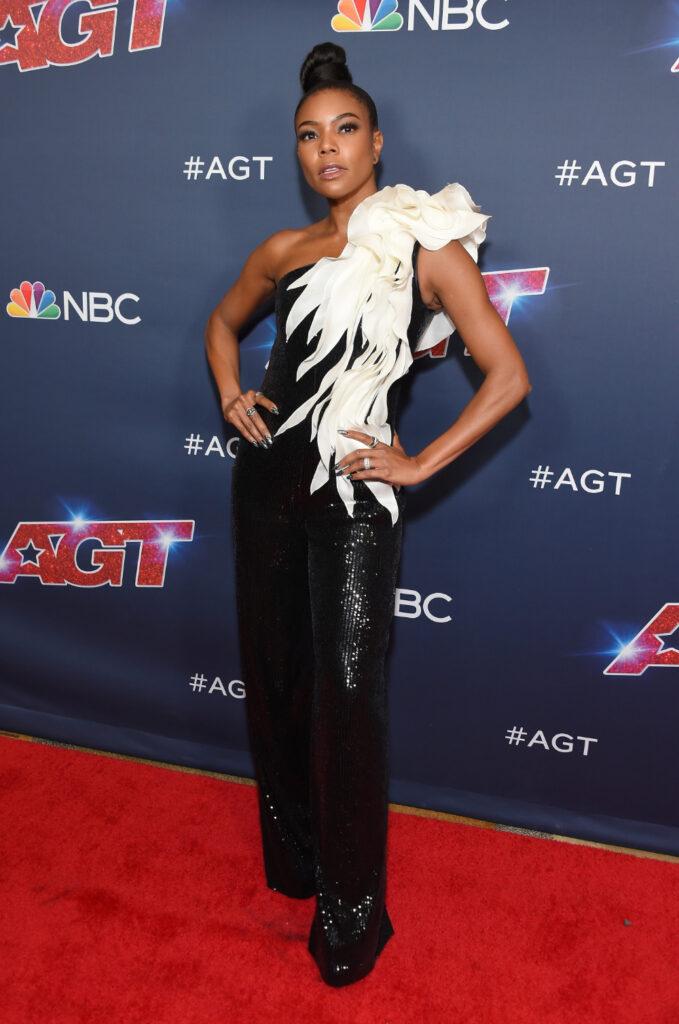 Gabrielle Union at America's Got Talent