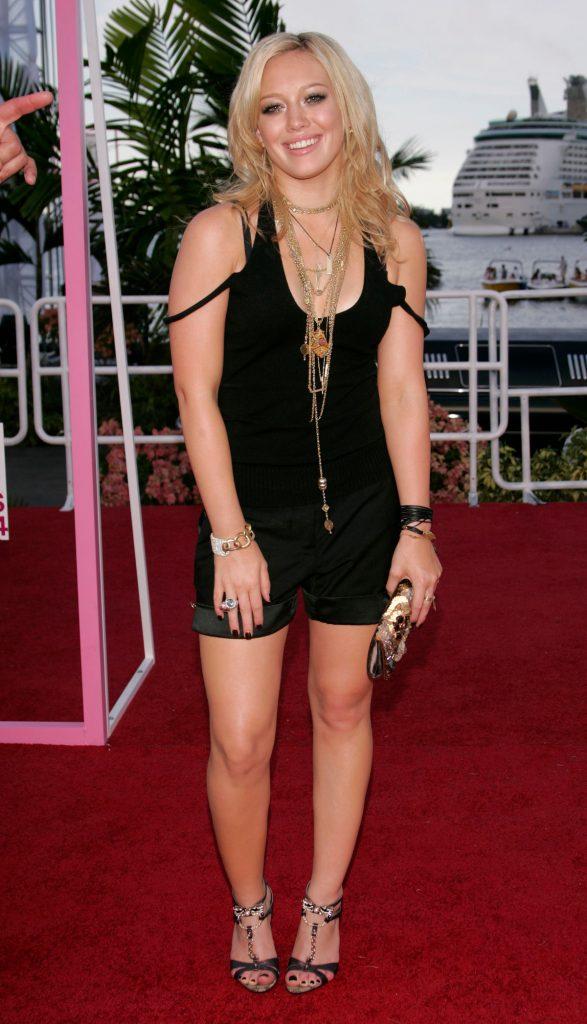 Hilary Duff at Mtv Music Awards