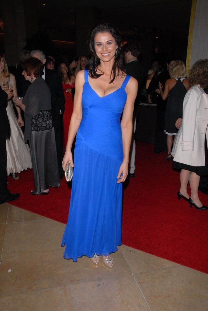 Jennifer Taylor at Genesis Awards