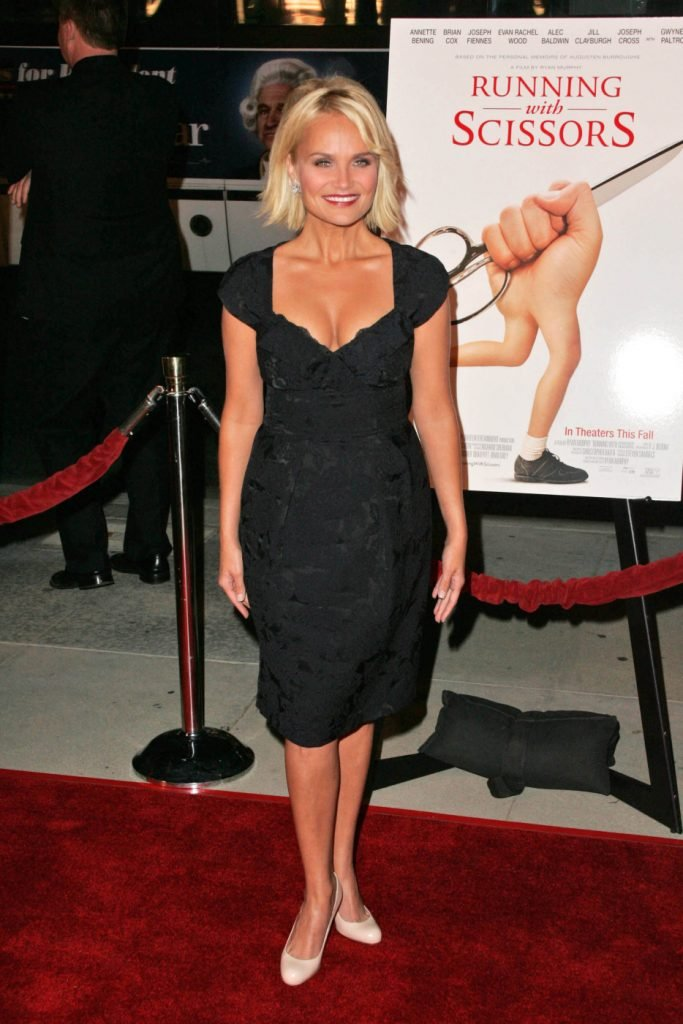 Kristin Chenoweth at Premiere of Running With Scissors