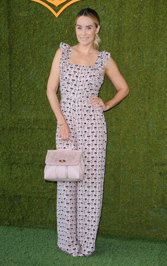 Lauren Conrad at Veuve Clicquot Polo Classic