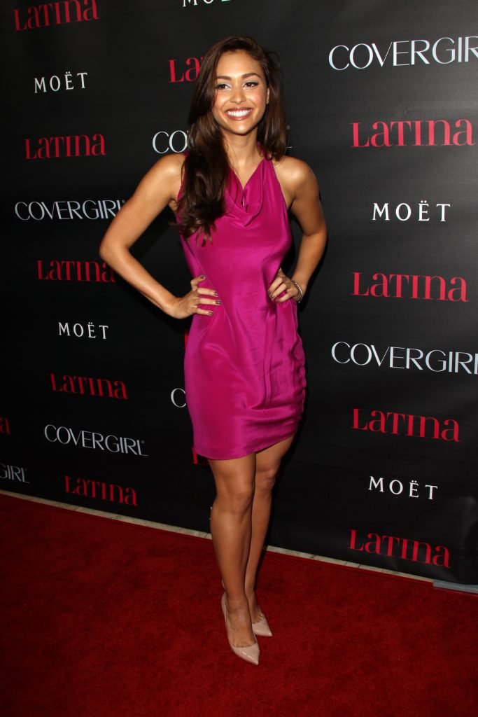 Lindsey Morgan at London West Hollywood Event