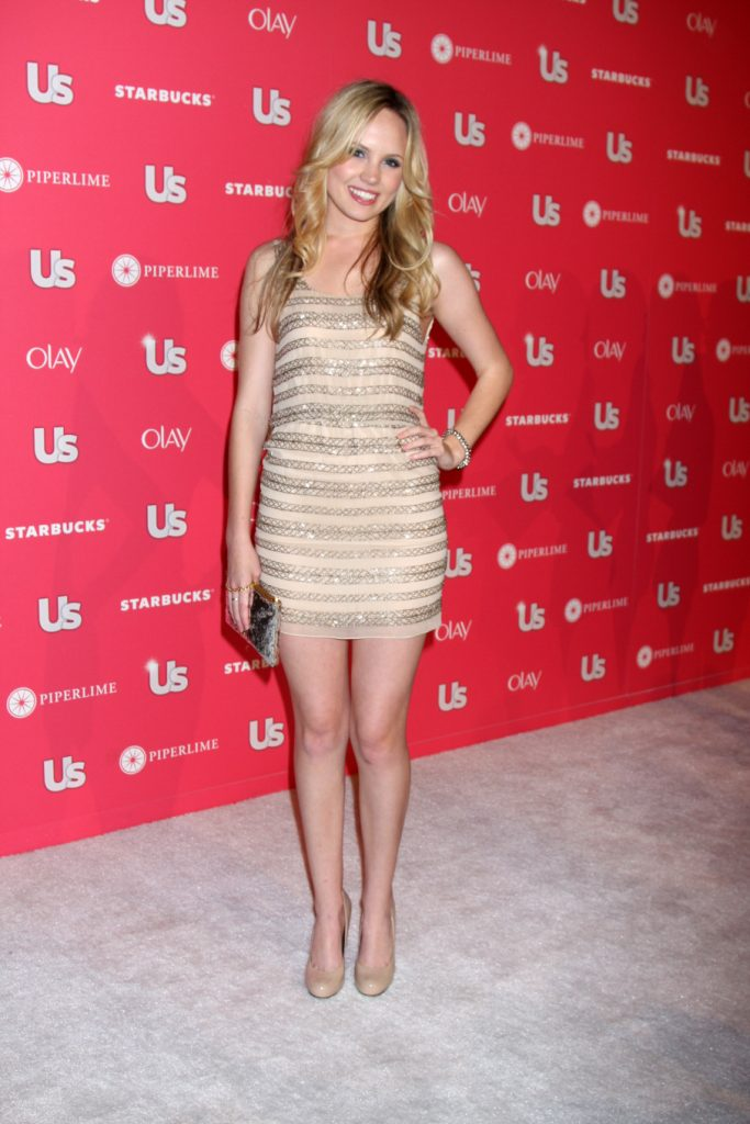 Meaghan Martin at the US Weekly Hot Hollywood Style Event