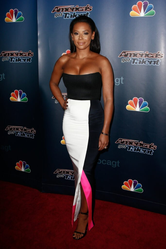 Mel B. attends the 'America's Got Talent'
