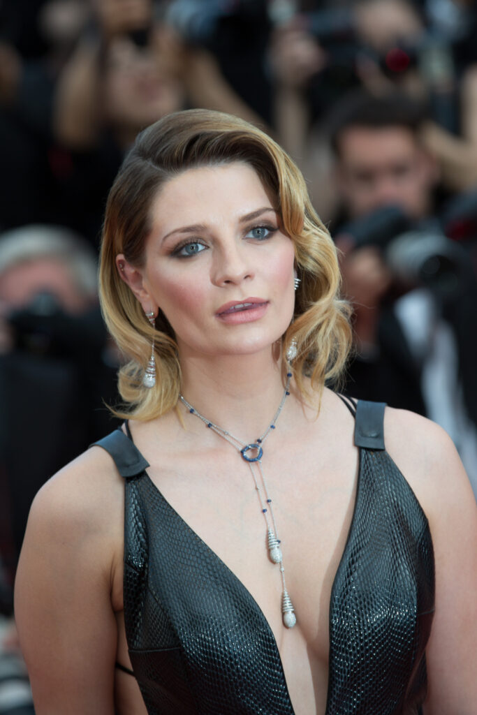 Mischa Barton at Festival de Cannes
